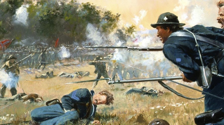 Unification | Short Story of the American Civil War Aftermath